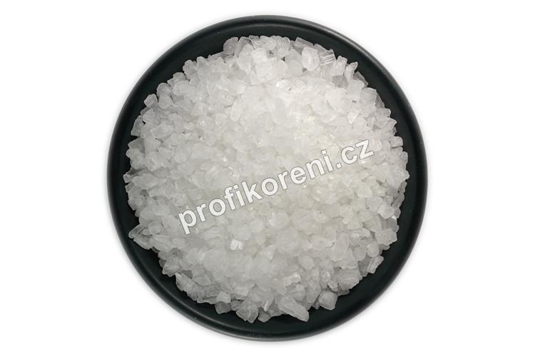 Mořská sůl - hrubá (25kg) (Výběrová řecká sůl)