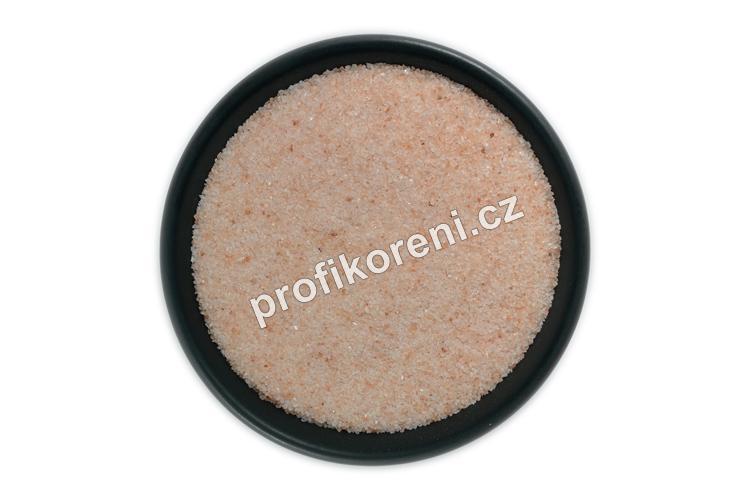 Himalájská sůl růžová jemná (25kg)