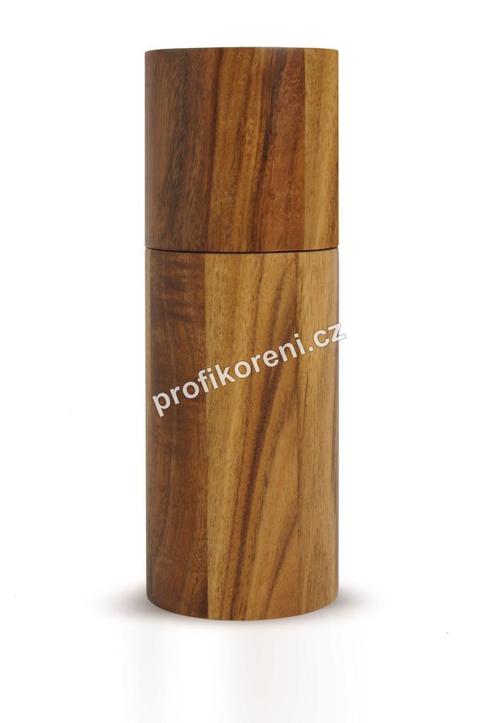 Mlýnek na koření ruční ACACIA, 17 cm