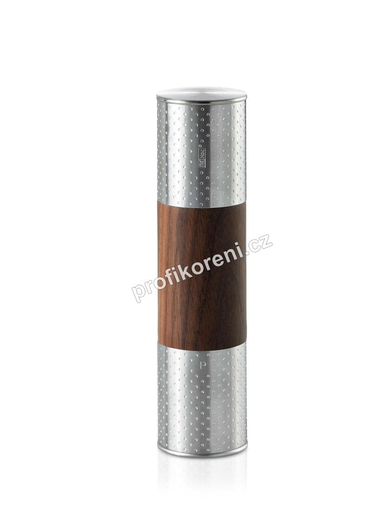 Fotografie Mlýnek oboustranný DUOMILL ocel/dřevo DOTS