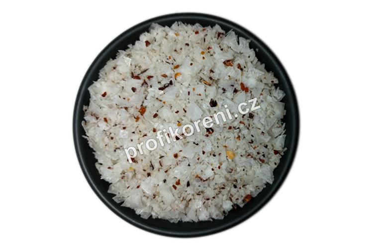 Mořská sůl Jalapeňo Chipotle (100g) (Mořská sůl z Kypru)