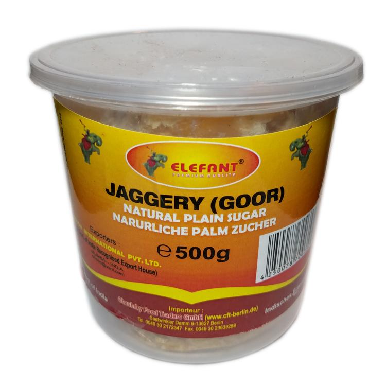 Palmový cukr JAGGERY 500g