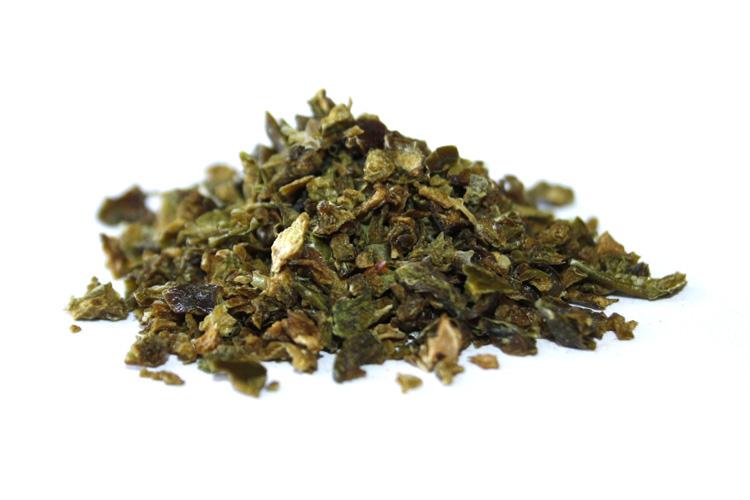 Profikoření - Paprika zelená granulovaná (500g)
