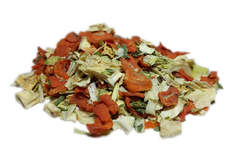 Zelenina sušená mix (50g)